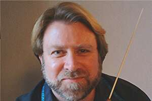 Eric Kujawsky conducts the Redwood Symphony in Mahler's Eighth Symphony, Saturday, July 30 at the San Mateo Performing Arts Center