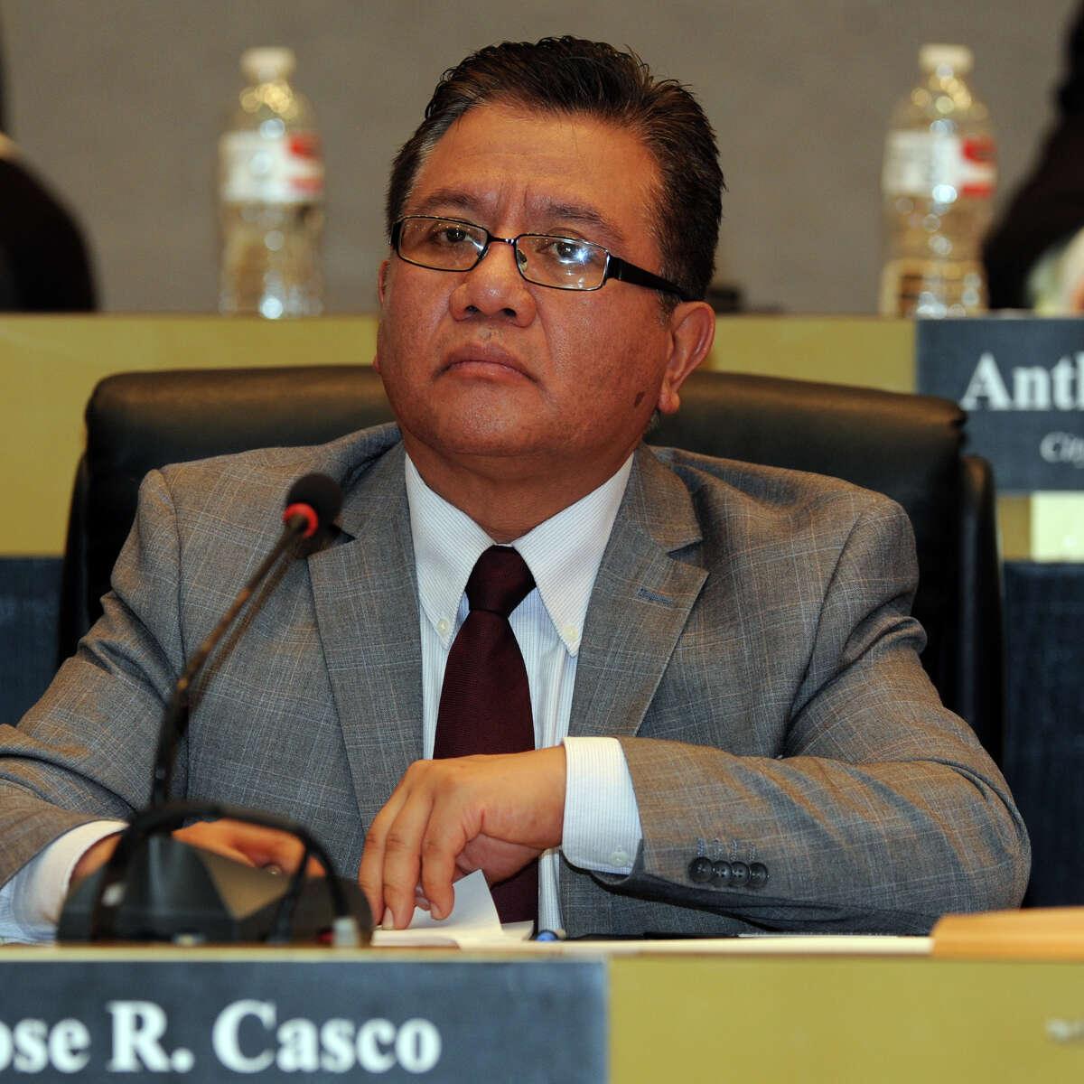 Bridgeport City Council member Jose R. Casco, D-136th District
