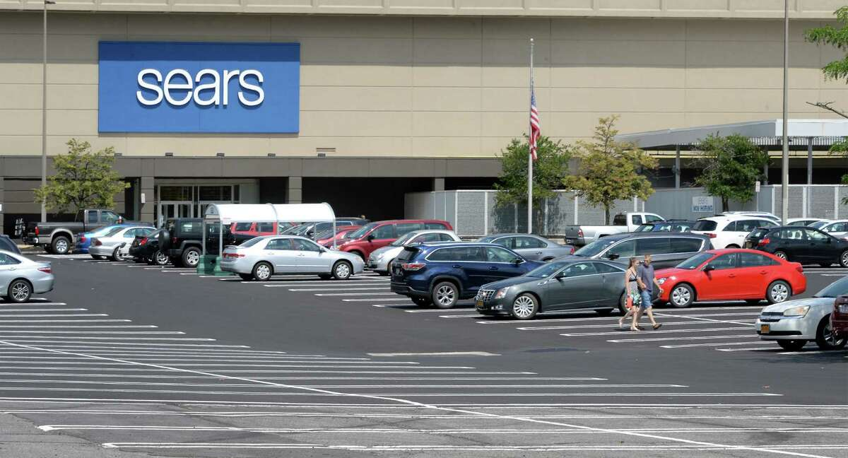 The Sears store at Colonie Center Friday July 15, 2016 in Colonie, NY. (John Carl D'Annibale / Times Union)