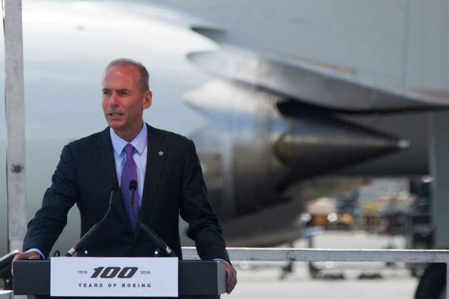 "Boeing CEO Dennis Muilenburg takes fire over 737 MAx disasters during Senate hearing.  ""Did you test the human factor for (control system) response?  asks Sen. Maria Cantwell, D-Wash., who went to bat for Boeing in its successful bid for the Air Force refueling tanker.  Photo: GRANT HINDSLEY, SEATTLEPI.COM / SEATTLEPI.COM"