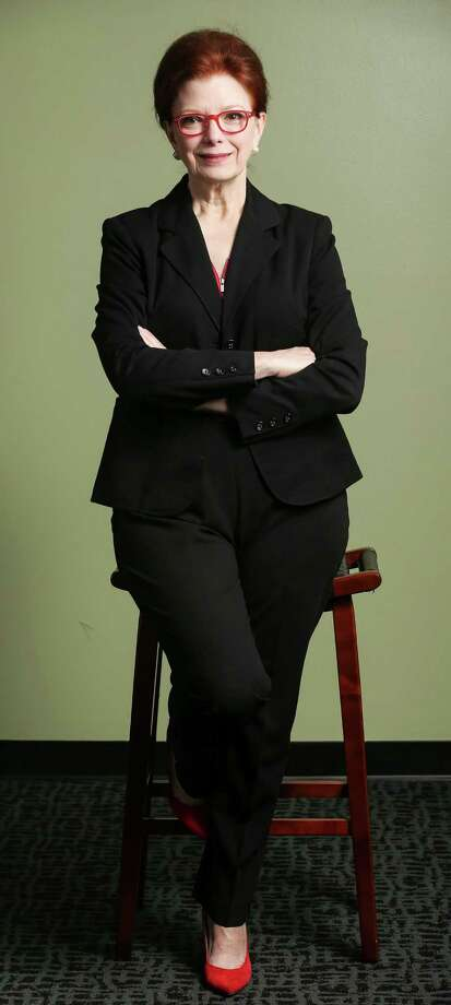 Angela Blanchard,  CEO of the nonprofit Baker-Ripley, is resigning at the end of the year. Photo: Elizabeth Conley, Staff / © 2016 Houston Chronicle
