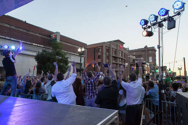 Were you Seen at the 11th Annual Schenectady County SummerNight with musical guest The Gin Blossoms in downtown Schenectady on Friday, July 15, 2016?