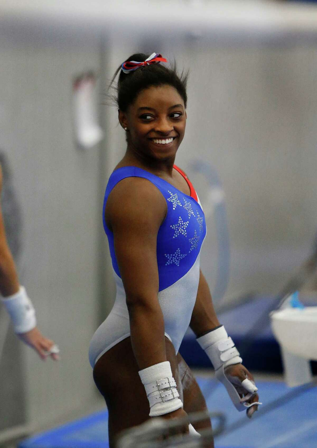 Even without cable TV, it's possible to watch Spring gymnast Simone Giles and other U.S. Olympians when they compete in the Rio Olympics starting next week. Click through the gallery to meet Houston's Olympic representatives this year.