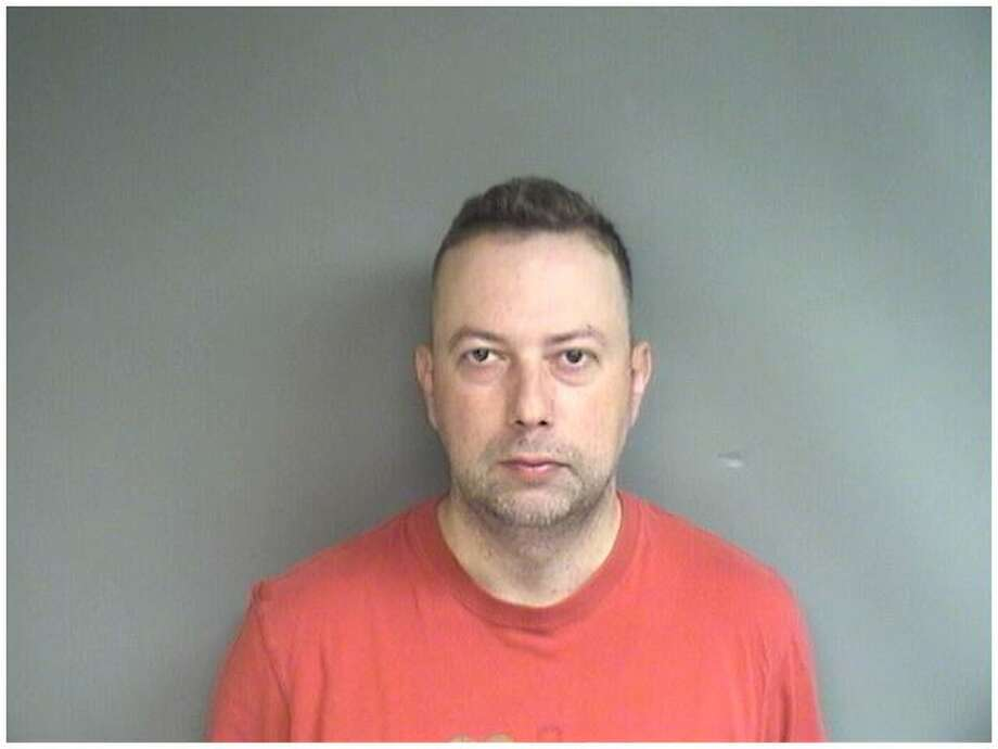 Former Stamford Hospital worker Branko Belopavlovic of Norwalk, was arrested for filling scores of prescriptions for narcotics that had allegedly been forged. Photo: Stamford Police / Contributed