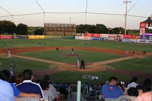 Fans watched the San Antonio Missions defeat the Midland RockHounds Saturday night, July 16, 2016, at Wolff Stadium and then stayed for a fireworks display.