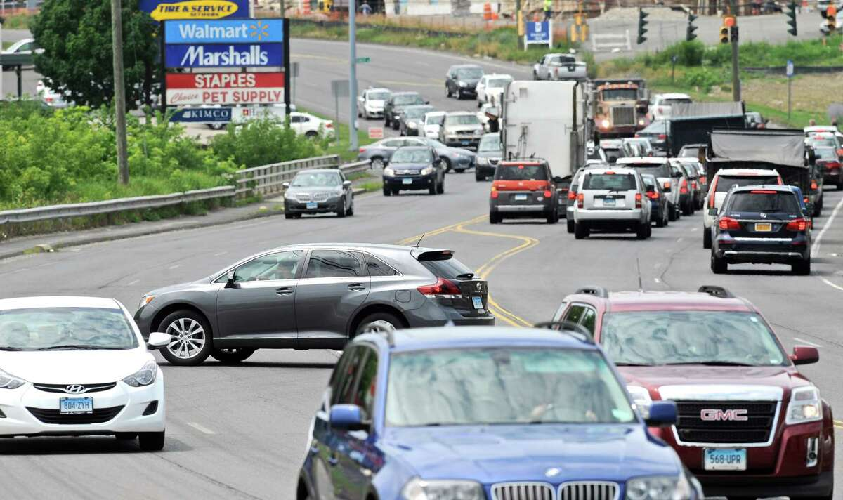 9. Route 805 Accidents in 2019: 69 Accidents in 2018: 112  Source: UConn Connecticut Crash Data Repository