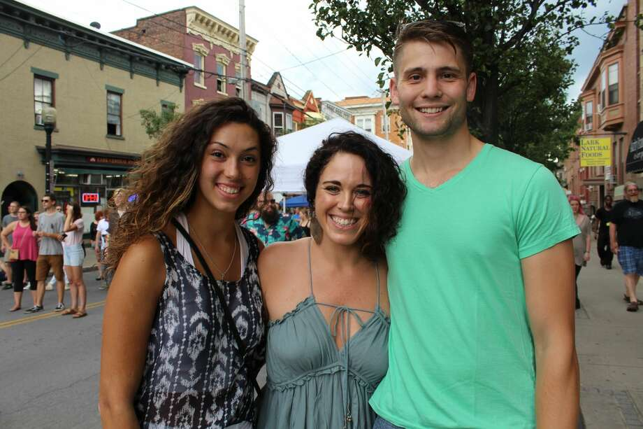 Were you Seen at the annual Art on Lark street festival on Lark Street in Albany on Saturday, July 16, 2016? Photo: Jasmine Robinson