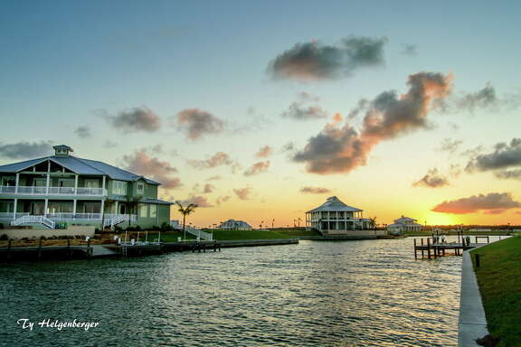 Rockport is a favorite of Houstonians looking for second homes.