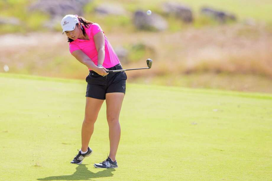 Former Trinity golfer Brigette Lee of Shavano Park, Texas, has been elected the 2016 Southern Collegiate Athletic Conference (SCAC) Woman of the Year. Photo: Courtesy Trinity Athletics