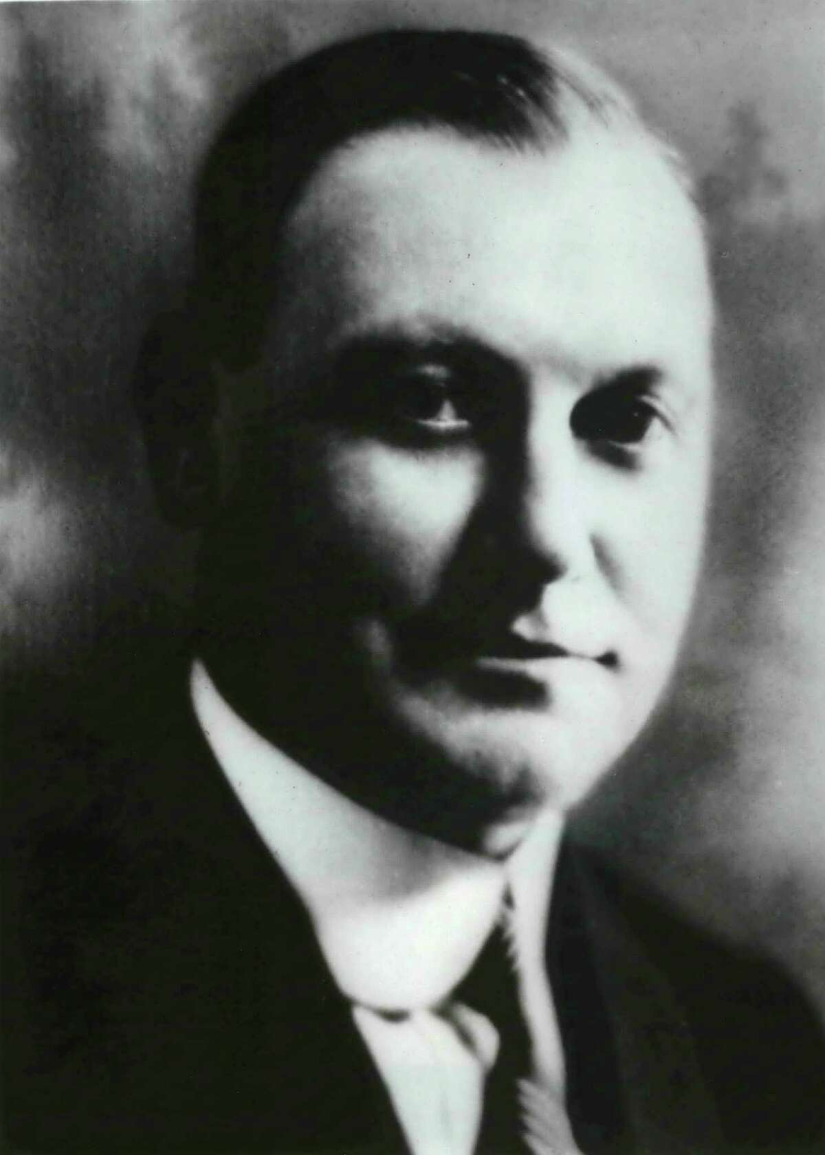 Monroe Dunaway Anderson, of Anderson Clayton & Co., cotton merchant ; also benefactor of M.D. Anderson Hospital and Tumor Institute