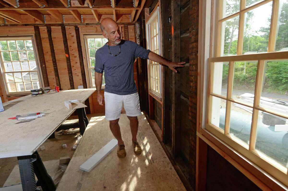 Glazer Group developer Andy Glazer has plans to redevelop the Roger Sherman Inn site.