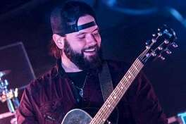 Texas country singer-songwriter Mike Ryan, a San Antonio native.