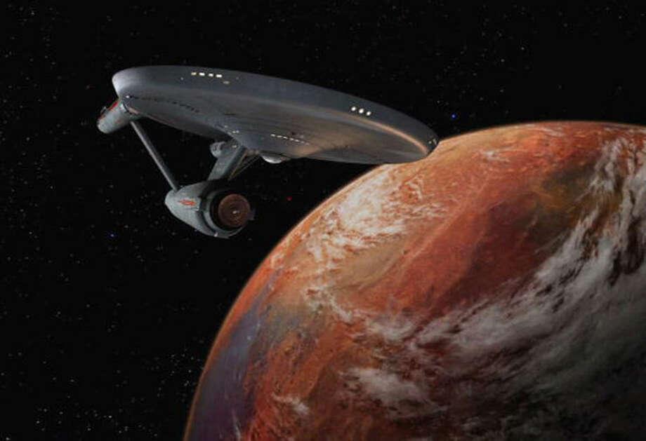 Netflix to stream new 'Star Trek' series across world