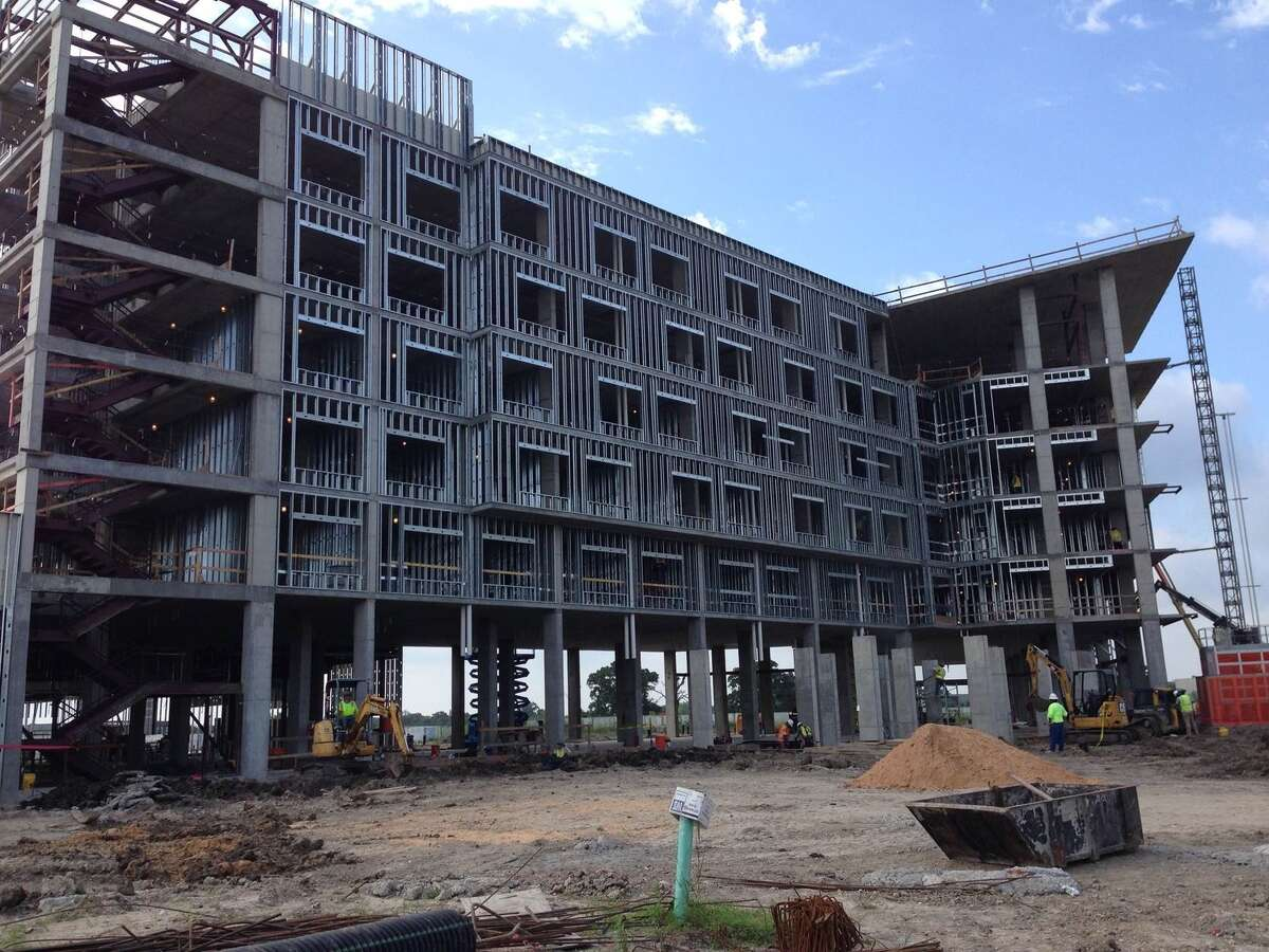 The 176-room Stella Hotel in Lake Walk Town Center is planned to open in the spring of 2017. (Atlas courtesy photo)