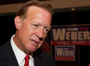 Republican Congressman Randy Weber during a 2012 campaign stop in League City. ( J. Patric Schneider / For the Chronicle ) Republican candidate for Congressional District 14 Randy Weber at the South Shore Harbor Resort and Conference Center on Tuesday, Nov. 6, 2012, in League City. ( J. Patric Schneider / For the Chronicle )   MANDATORY CREDIT:  J. Patric Schneider / For the Chronicle