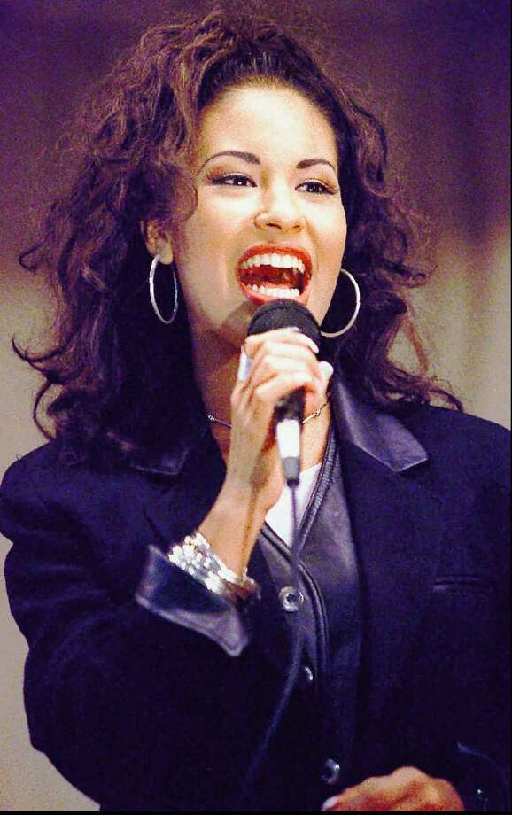 """Selena's 1994 album""""Amor Prohibido""""is ranked 19th in NPR's list of greatest albums made by women. Photo: GEORGE GONGORA / ST / CORPUS CHRISTI CALLER-TIMES"""