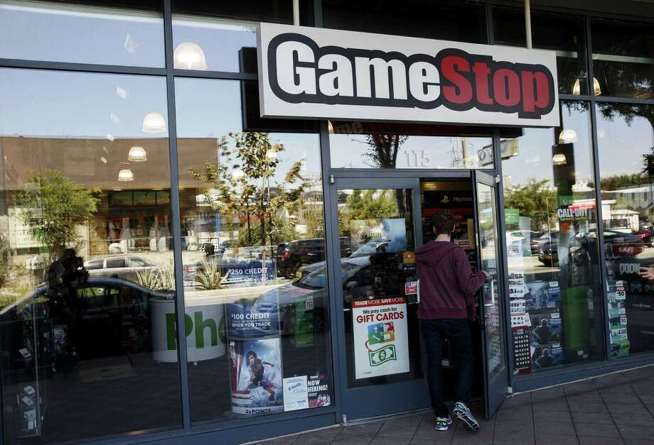 "GameStop is the largest distributor of ""Pokémon"" video games and collectibles, CEO Paul Raines said. He told CNBC that sales were up 100 percent in 462 stores that are ""gyms"" in the ""Pokémon Go"" app. Photo: Patrick T. Fallon /Bloomberg News / © 2016 Bloomberg Finance LP"
