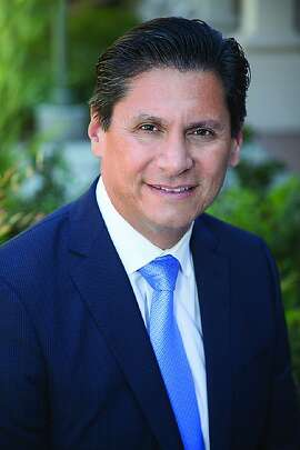 Eloy Ortiz Oakley, newly named chancellor of the California community college system