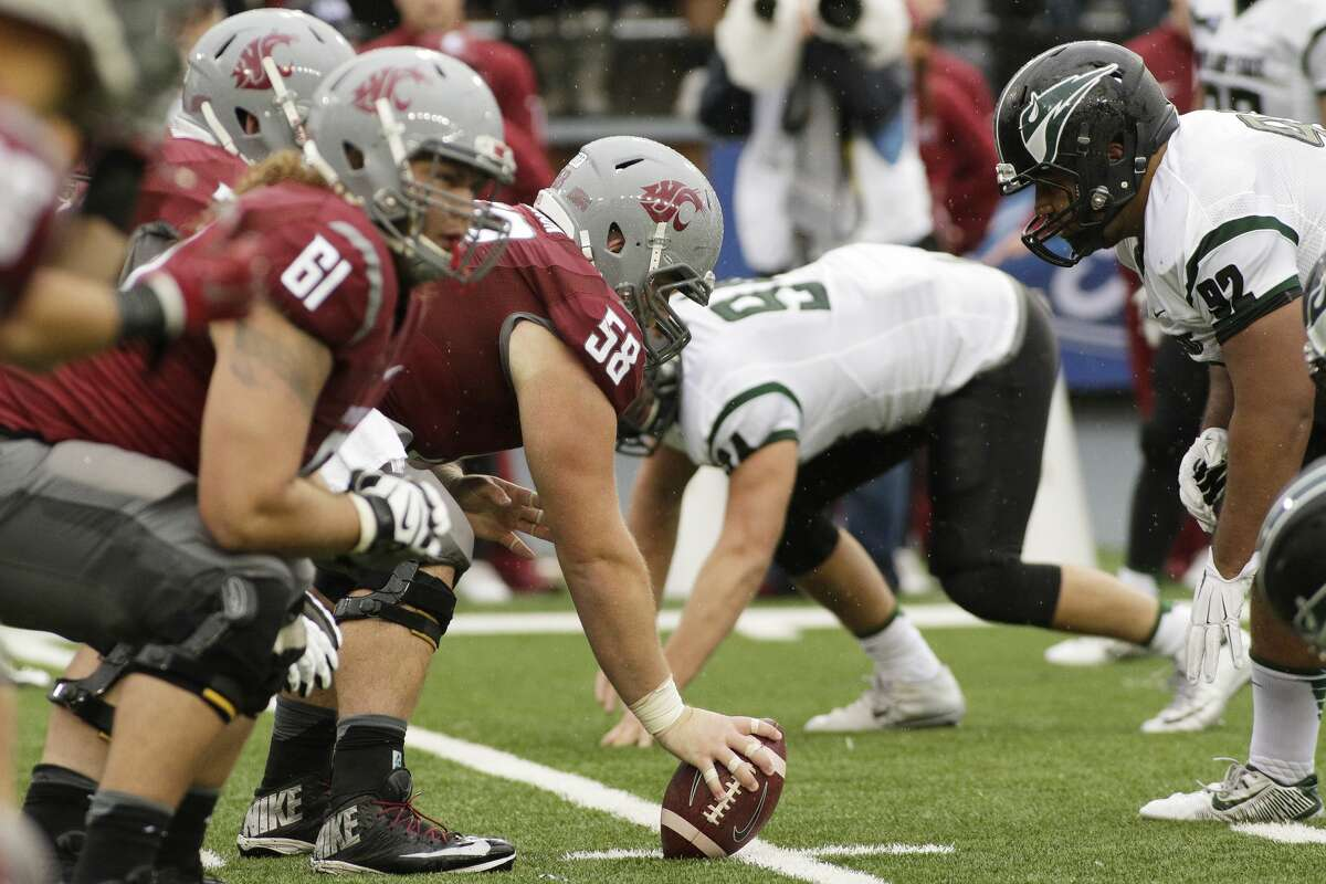 Riley Sorenson, Washington State C Rimington Trophy (outstanding center)
