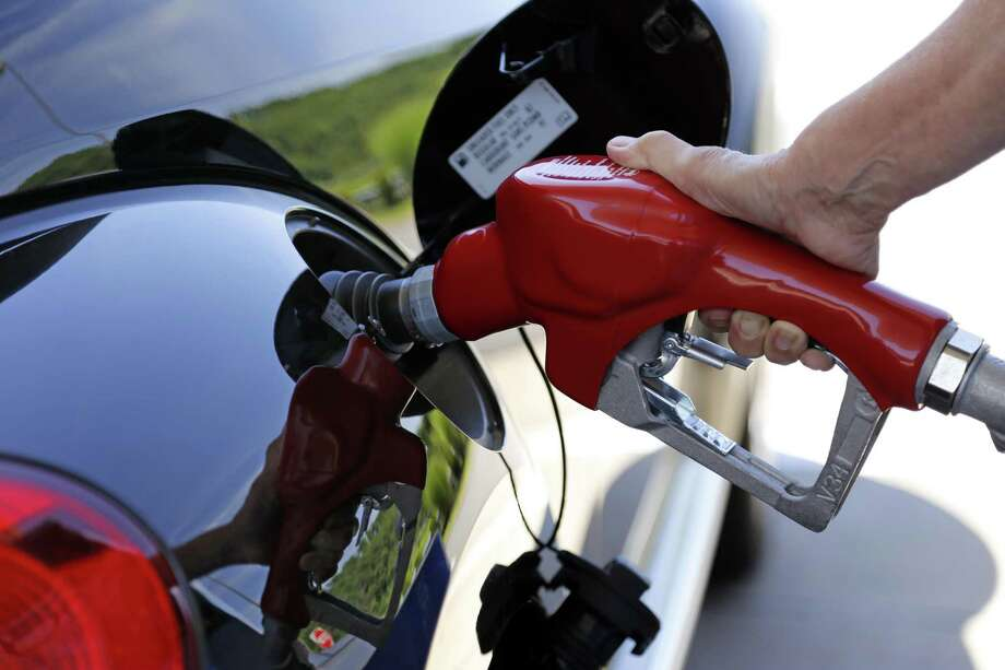 A gallon of regular in the Tall City costs $2.52, according to AAA on Thursday. The state average, however, is $2.29. Midland has had the highest price in the state for 15 straight weeks. Photo: Associated Press /File Photo / Copyright 2016 The Associated Press. All rights reserved. This material may not be published, broadcast, rewritten or redistribu