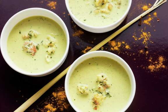 Coconut Milk Soup With Lobster's spice combination yields big, aromatic flavor. Recipe, page D5