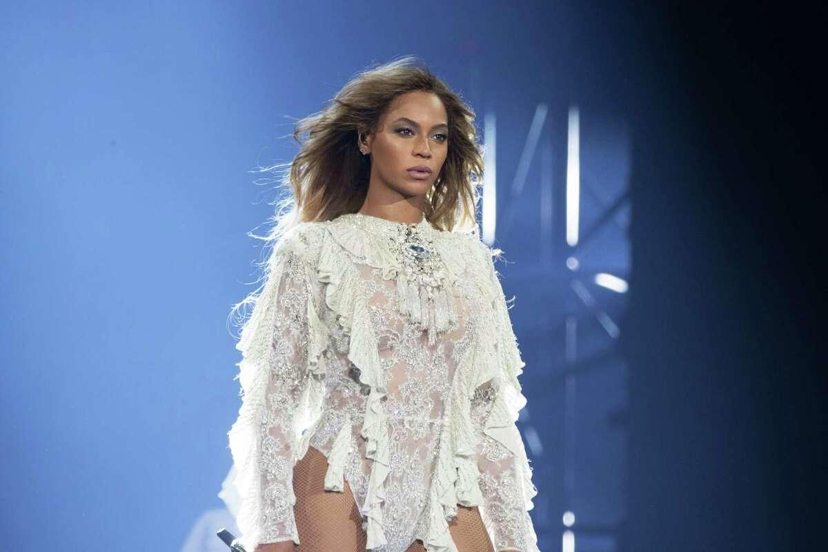 Beyonce file photo.
