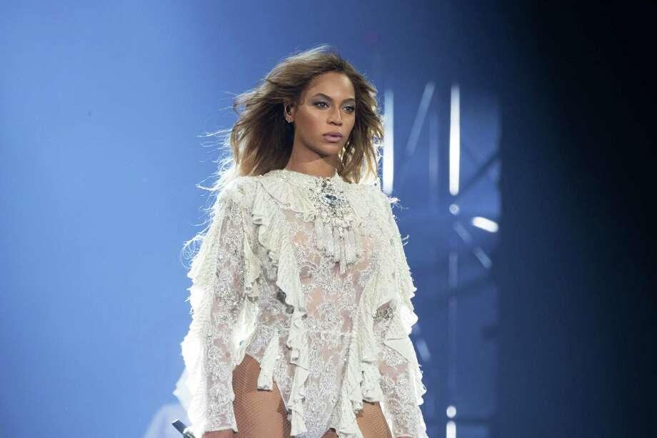 Beyonce file photo. Photo: Daniela Vesco /Associated Press / Invision