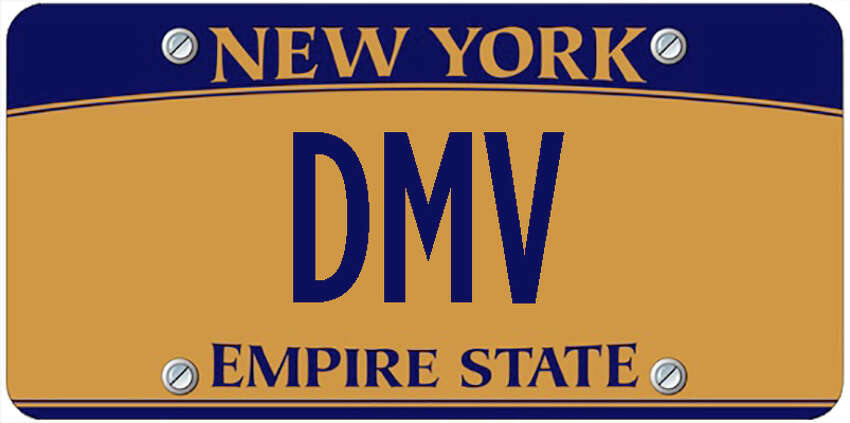 Click through the gallery of license plates banned in New York. A sampling of personalized plates not allowed by New York's Department of Motor Vehicles. The list is updated periodically by state officials.