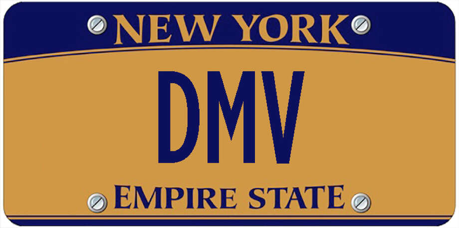 Click through the gallery of license plates banned in New York. A sampling of personalized plates not allowed by New York's Department of Motor Vehicles. The list is updated periodically by state officials. Photo: Photo Illustration