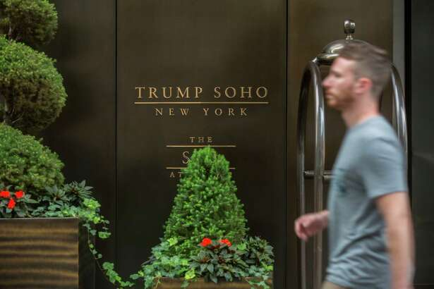 At the Trump SoHo New York, even the smallest rooms are a good 420 square feet. Donald Trump's presidential candidacy has drawn attention not only to his policy positions, but also to everything that bears the Trump name.