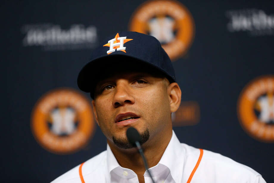 Yulieski Gurriel is still expected to debut in the middle of this month, most likely during the Astros' two-game home series against the St. Louis Cardinals on Aug. 16 and 17.