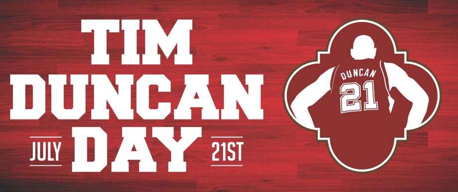 Declaran de forma oficial el Día de Tim Duncan