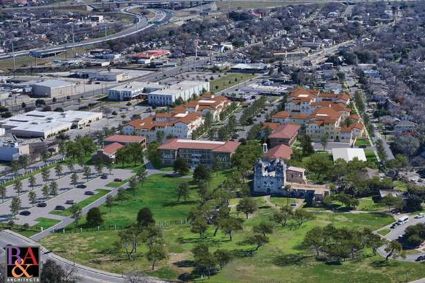 A proposed apartment complex that would exceed height limits around Mission Concepción has been pulled from consideration at this week's meeting of the Historic and Design Review Commission.