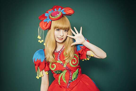 J-Pop star Kyary Pamyu Pamyu performs during the opening night of the 2016 J-Pop Summit on Friday, July 22.