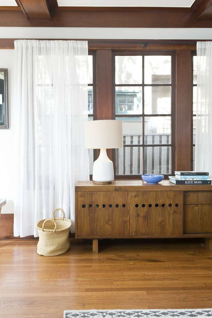Interior photos of Shira Gill's Berkeley Craftsman home