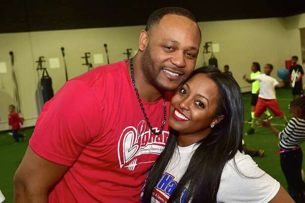 Ed Hartwell and Keshia Knight Pulliam | Photo Credits: Paras Griffin/Getty Images
