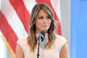 First Lady Melania Trump is not a fan of a recent piece in Vanity Fair which suggested she was unhappy about her new role as First Lady of the United States. >> See some of Melania Trump's looks as First Lady...