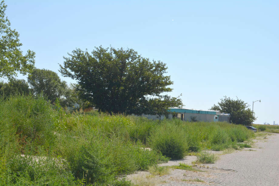A look back at problems from August, although some of the occupied spaces are neatly tended, other mobile home spaces at The Ranch, formerly Rio Concho, are overgrown and streets are in disrepair.  Photo: McDonough/Plainview Herald