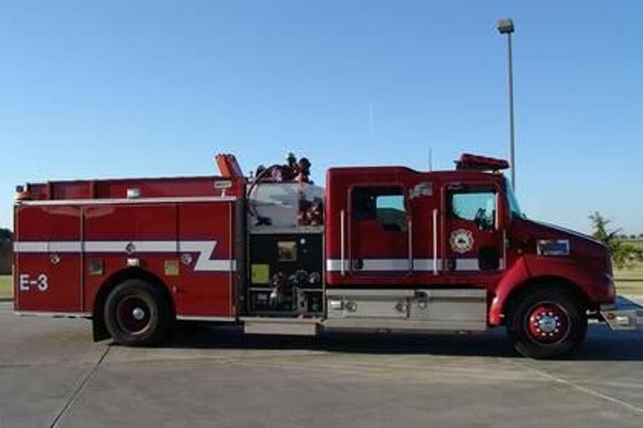 Plainview Fire Department Engine 3