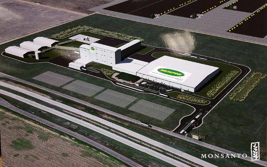 In early January, Monsanto announced plans to construct a new $140 million DeltaPine cotton seed processing facility near the airport in Lubbock. This project is indicative of the anticipated growth in manufacturing and distribution activities expected with the continued expansion and improvements to the Ports-to-Plains Corridor, according to coalition representatives.