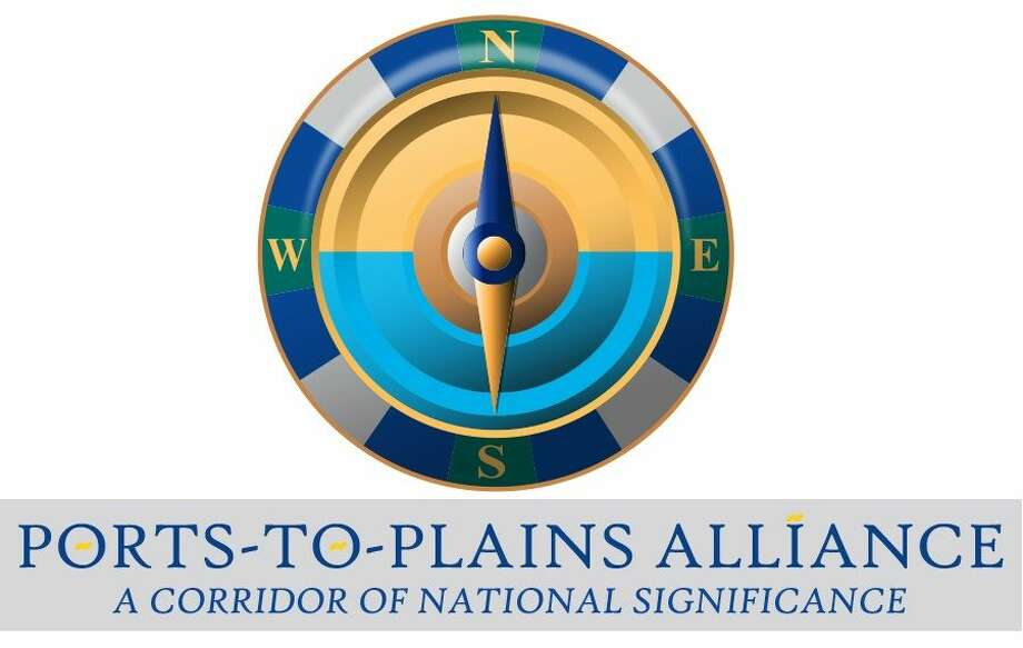Ports to Plains logo