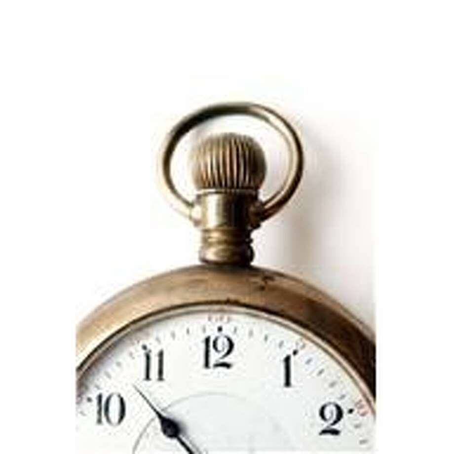 Back In Time Clock