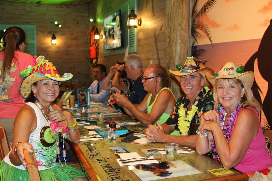 Margaritaville opened its doors July 19, 2016, at the Rivercenter Mall in downtown San Antonio. Photo: Tyler White/SAEN