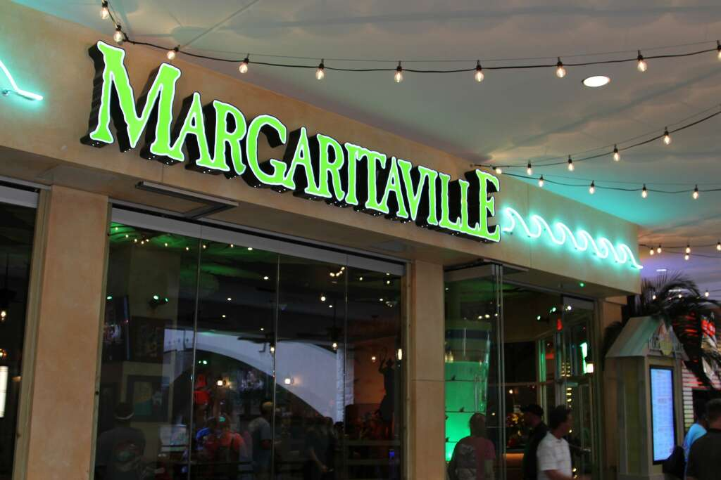 Bathroom Sign Texas Mall first margaritaville in texas opens for business at rivercenter
