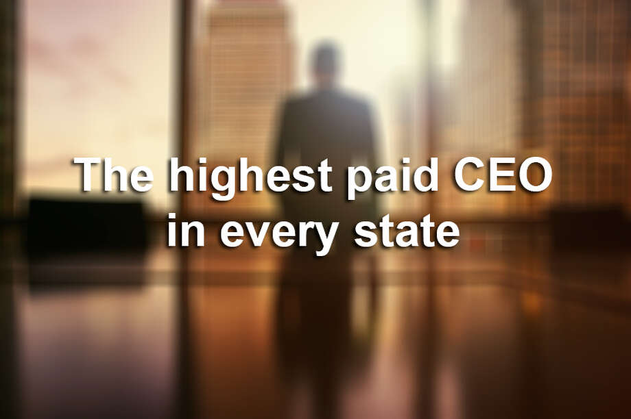 Click ahead to see the highest paid CEO in every state.Source: The Associated Press Photo: John Lamb/Getty Images
