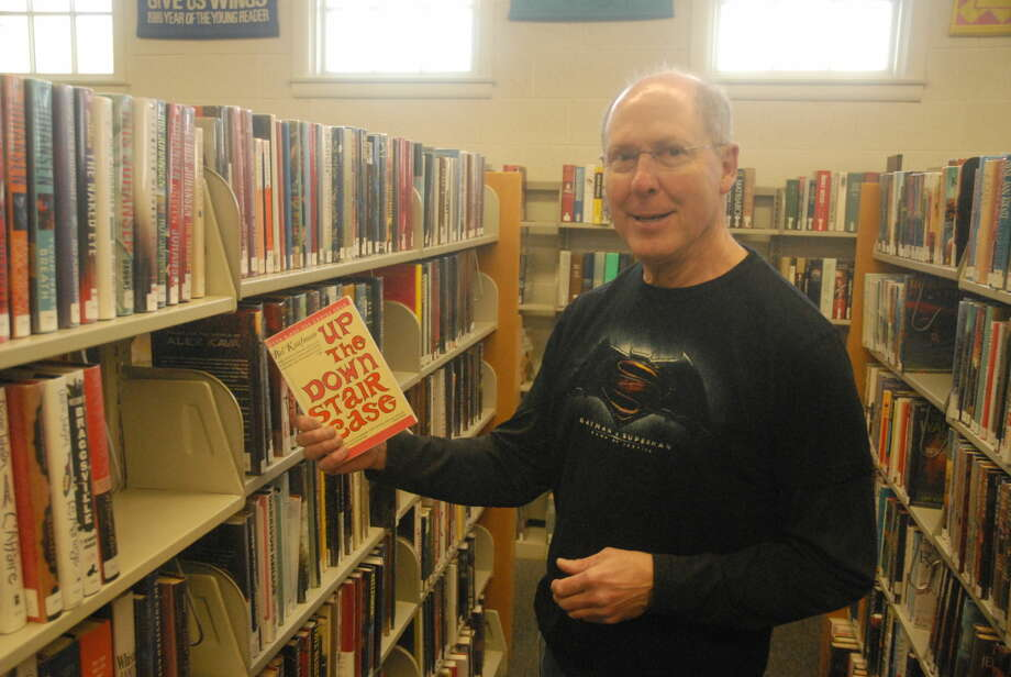 Soon Unger Memorial Librarian John Sigwald will shelf his last book after 32 years in Plainview. A special retirement reception will be held in his honor from 4-6 p.m. Thursday, March 17 at the library. Formal presentations will be held at 5:15 p.m. Photo: Homer Marquez/Plainview Herald