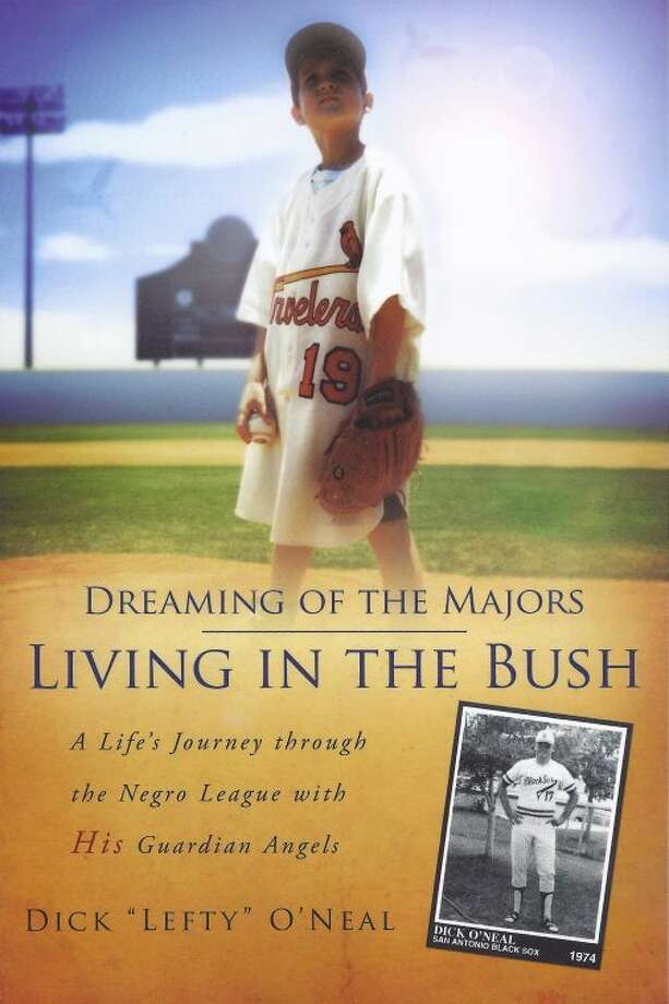 "Dick ""Lefty"" O'Neal's story ""Dreaming of the Majors: Living in the Bush"" is being developed into a motion picture. Lefty will be on the Wayland Baptist University campus on Wednesday to share his testimony and story of playing as a white man in the Negro Leagues. Photo: Courtesy  Photo"