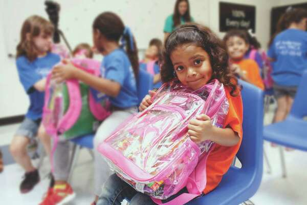 The Langham Creek Family YMCA, 16725 Longenbaugh, is one of many drop-off sites for Operation Backpack, a program of the YMCA of Greater Houston, that aims to give a full set of school supplies and a new backpack to 100,000 youngsters. Visit https://www.ymcahouston.org/operation-backpack/ for details.