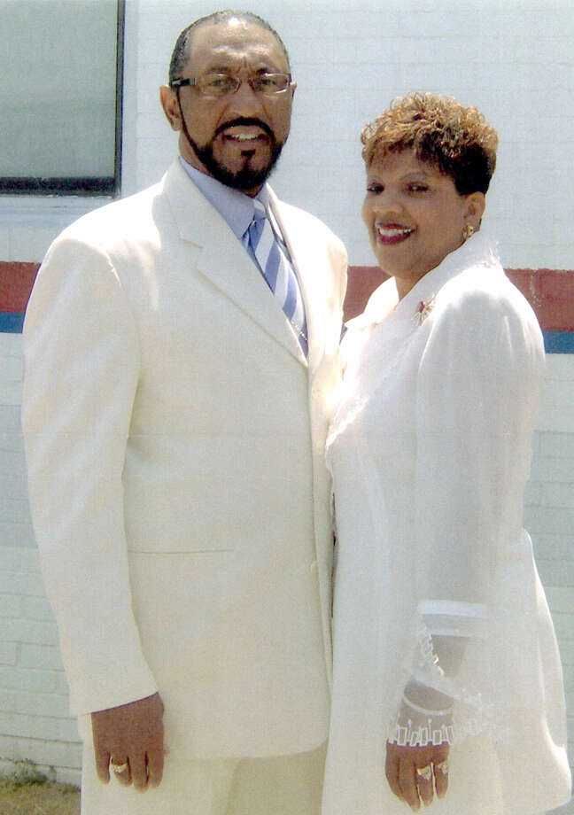Pastor Ben F. and Brenda Roberts, New Jerusalem Baptist Church