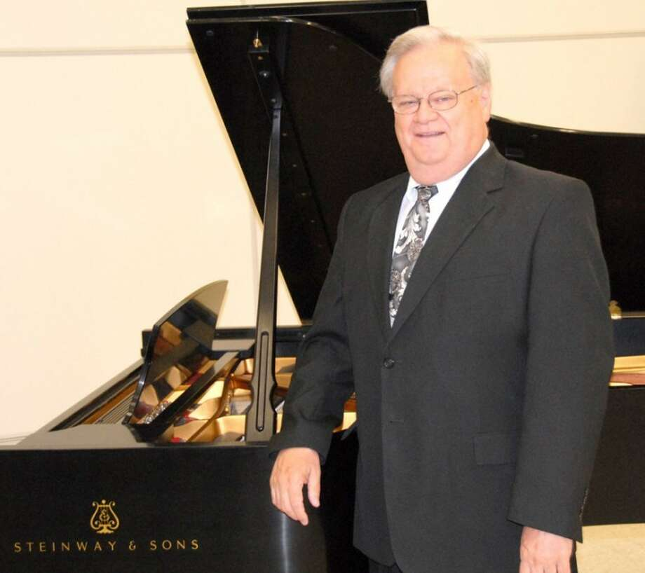 Dr. Gary Belshaw, professor of music composition at Wayland Baptist University, will present Belshaw and Friends 2012 at 7:30 p.m. Thursday, Sept. 6. Photo: Wayland Baptist University Photo